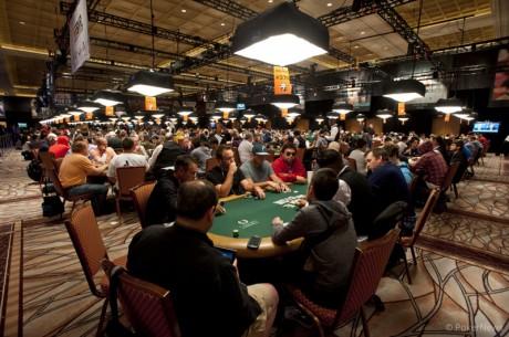 WSOP Event #3: Steven van Zadelhoff overleeft Dag 1A, Scott Seiver bij chipleaders