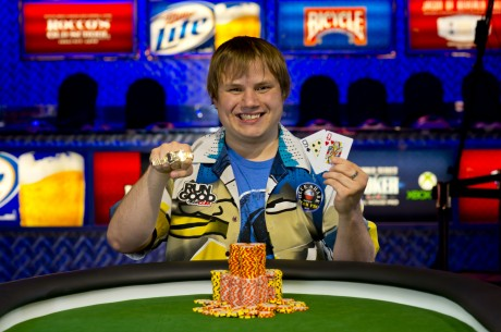A Primeira Bracelete WSOP vai para Chad Holloway – $84,915