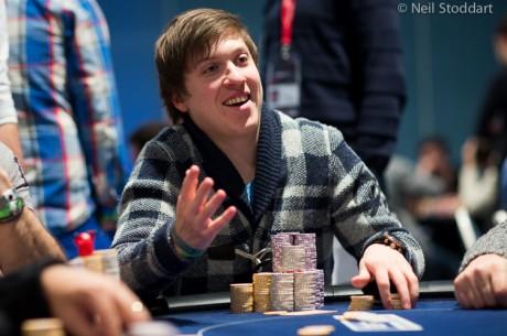 Kristijonas Andrulis WSOP'e užsitikrino mažiausiai 13,247 dolerių laimėjimą