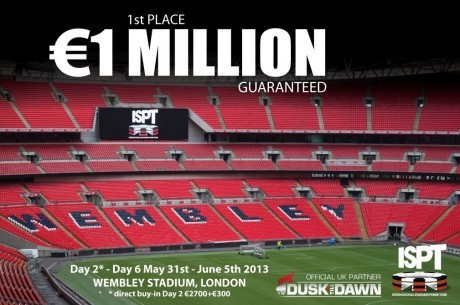 ISPT Wembley Main Event Day 2a: Ο Alban Juen προηγείται
