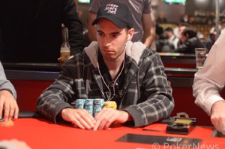 2013 PokerStars.net ANZPT Melbourne Repechange Day 1c: Naftaly Takes Lead with Late Surge