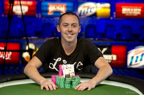2013 World Series of Poker: Trevor Pope a Charles Sylvestre mají zlato