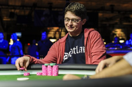 David Vamplew Finishes Second in WSOP Event #2 for $342,450