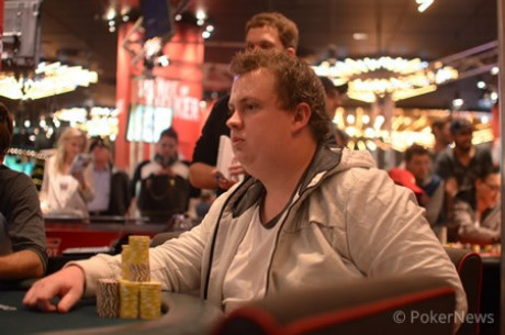 2013 PokerStars.net ANZPT Melbourne Repechange Day 2: Fabian Craib Leads Final Table