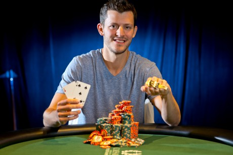 Matt Waxman Bate Eric Baldwin em Heads-Up Épico e vence Evento #7 ($305,952)