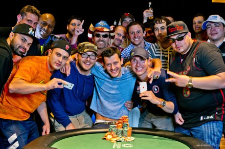 2013 World Series of Poker Día 7: Matt Waxman consigue el 3º brazalete en un épico mano a...