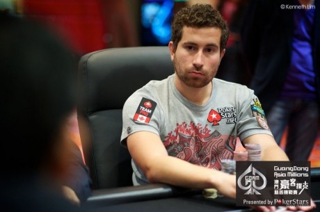 Asia Millions Main Event Day 1: Jonathan Duhamel Leads; $4.4 Million to the Winner