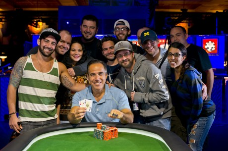 Cliff Josephy Vence Evento #9: $3,000 No-Limit Hold'em Shootout ($299,486)