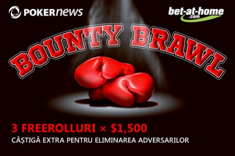 bet-at-home sin siste Bounty Brawls Freeroll nærmer seg