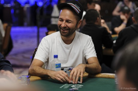 Global Poker Index: Daniel Negreanu sube al N º 2, Jason Mercier sigue en lo alto