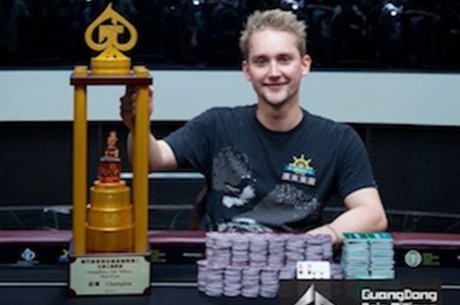 Niklas Heinecker Vence Main Event GuangDong Ltd Asia Millions ($4,464,516)