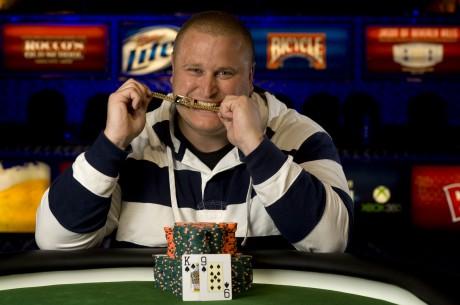 Jonathan Taylor Vence Evento #14: $1,500 No-Limit Hold'em ($454,424)