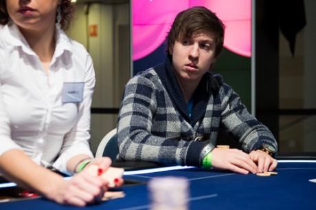 Kristijonas Andrulis - tarp lyderių $5,000 įpirkos WSOP #19 turnyre