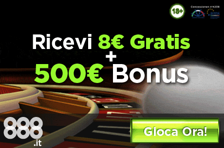 Scopri il Casinò di 888.it con PokerNews Italia