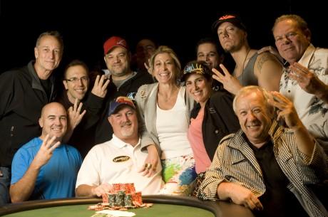 O Evento #15: $1,500 H.O.R.S.E. foi para Tom Schneider ($258,960)
