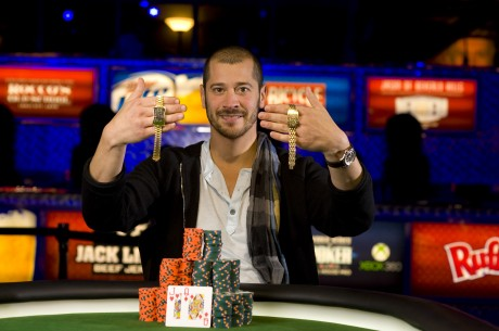 Athanasios Polychronopoulos Vence Evento #17: $1,500 No-Limit Hold'em ($518,755)