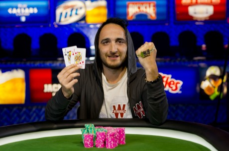 Segunda Bracelete para Davidi Kitai no Evento #19: $5,000 Pot-Limit Hold'em ($224,560)