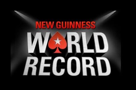 Pühapäeval toimub PokerStarsis maailmarekordi turniir