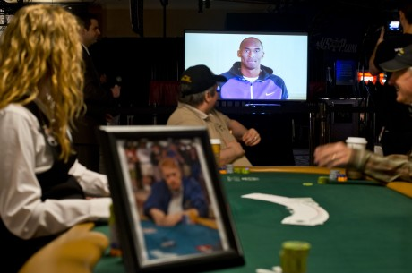 Kobe Bryant Otvorio je Event #23: $2,500 Seven-Card Stud na WSOP 2013 u Čast Jerry Buss-a...