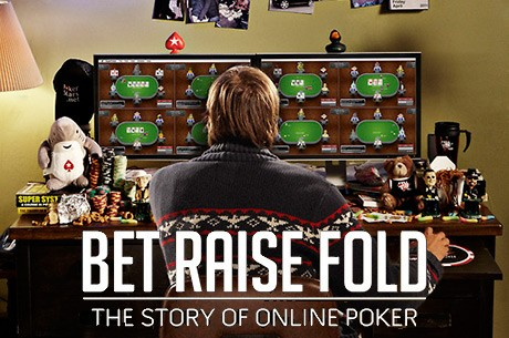 WSOP 2013: A Estreia do Filme Bet Raise Fold