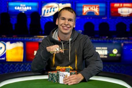 Martin Finger Arrecada Evento #21: $3,000 No-Limit Hold'em (6-máx) ($506,764)