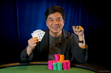 2013 World Series of Poker Day 17: David Chiu Defeats Scott Seiver to Win 5th Bracelet