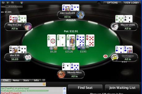 Egy görög nyerte a PokerStars százmilliárdodik leosztását