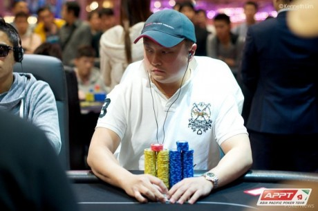 2013 APPT Macau Day 3: Kenneth Leong Leads Final Table; Jay Tan Short-Stacked