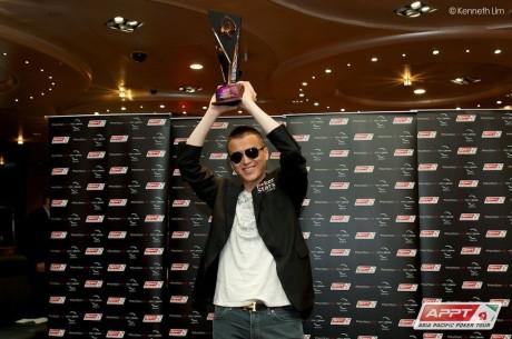 Alexandre Chieng gana el Evento Principal del APPT Macau 2013