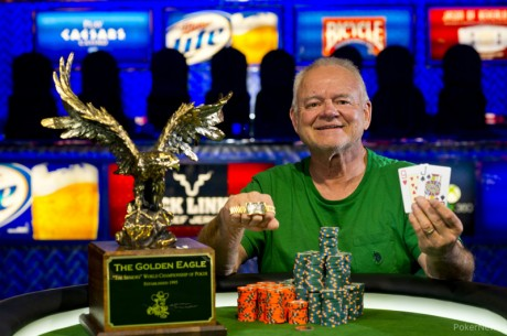 2013 World Series of Poker Day 19: Kenneth Lind Wins Seniors Championship for $635,000