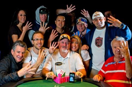 Tom Schneider võitis sel WSOP-l juba teise turniiri