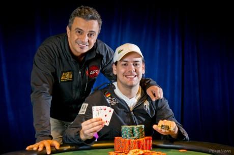 2013 World Series of Poker Day 22: Aussie Jarred Graham Wins First Bracelet
