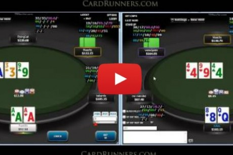 Free CardRunners Instructional on Shorthanded Rush Poker
