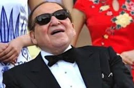 """Sheldon Adelson: """"internetiniai lošimai yra kvailių auksas"""""""