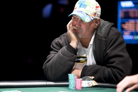 Five Thoughts: Donkey Bombing the World Series of Poker