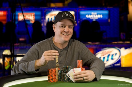 2013 World Series of Poker Día 23: Erick Lindgren gana segundo brazalete de $ 606,000