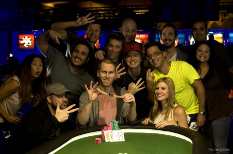 2013 World Series of Poker Day 24: Jeff Madsen Earns First Bracelet Since 2006