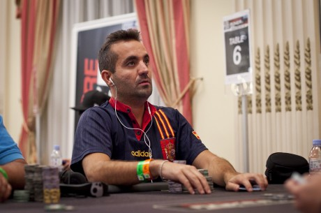 2013 WSOP Día 24: Jeff Madsen gana su primer brazalete, Raul Paez lider Día 2