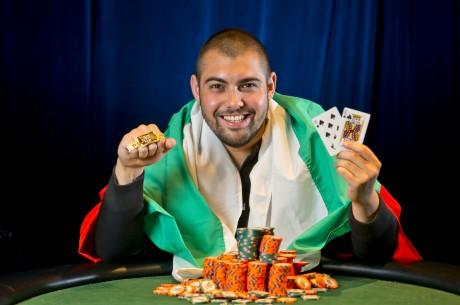 2013 World Series of Poker Day 25: Naydenov και Moore κερδίζουν βραχιόλια