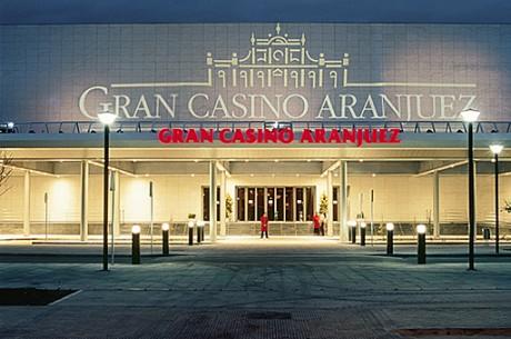 Listado de torneos en vivo en los casinos de España