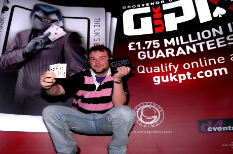 James Martin Wins the 2013 GUKPT Reading Main Event