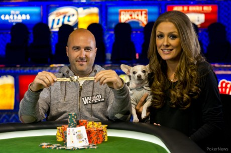 The Streak Continues, Oliver Wins Canada's EIGHTH Bracelet!