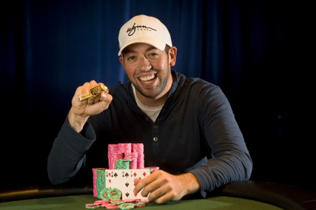 Steve Gross Ganha o Evento  #41: $5,000 Pot-Limit Omaha (Six-Handed) ($488,817)