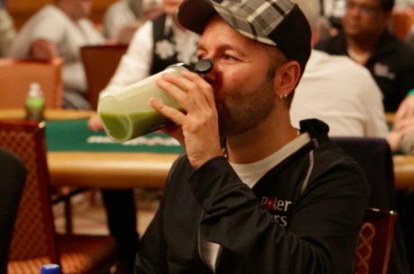 Stay Stacked: Juicing with Daniel Negreanu