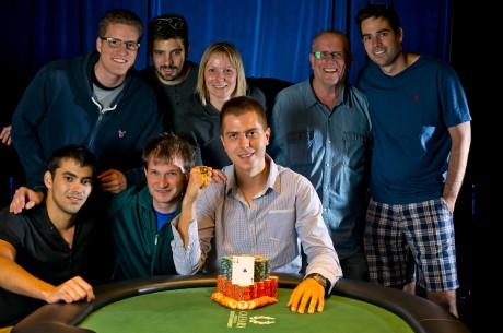 Norbert Szecsi Vence Evento #42: $1,000 No-Limit Hold'em ($345,037)