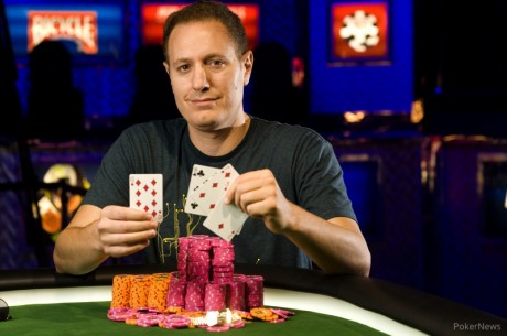 "Jesse Martin Defeats David ""Bakes"" Baker to Earn First WSOP Bracelet"