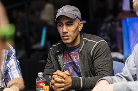 Millionaire Businessmen Take On the Poker Pros in the $111,111 One Drop High Roller Event