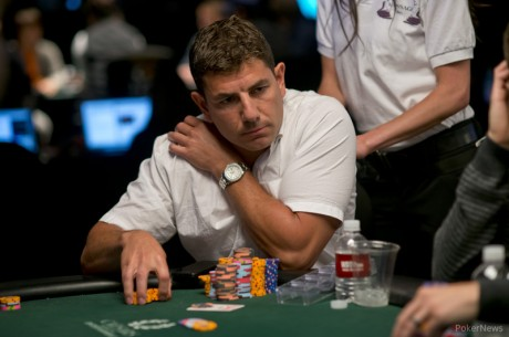 Brandon Steven Leads After Day 1 of WSOP $111,111 High Roller; Ivey and Dwan Eliminated