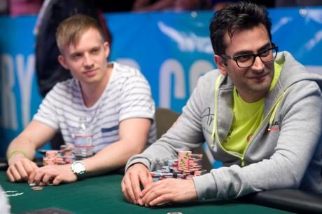 WSOP High Rollers turniiri jätkab 26 parimat