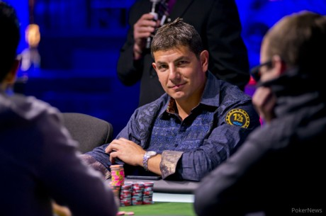 After Several Close Calls, Brandon Steven Seeks $111,111 One Drop High Roller Title